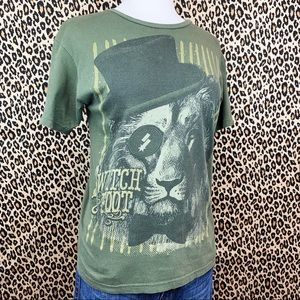 Switchfoot Lion Graphic Band Tee